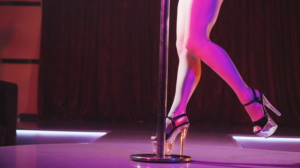 South Africa's first drive-through strip club opens its doors under lockdown