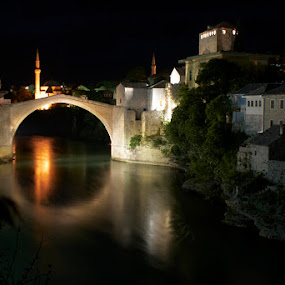 Mostar by Dejan Dajković - Landscapes Travel