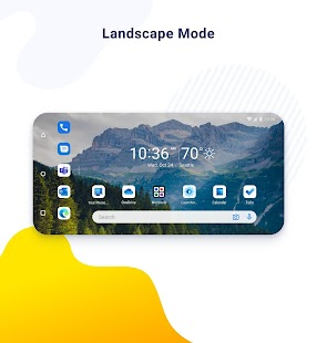 Microsoft Launcher Preview Screenshot