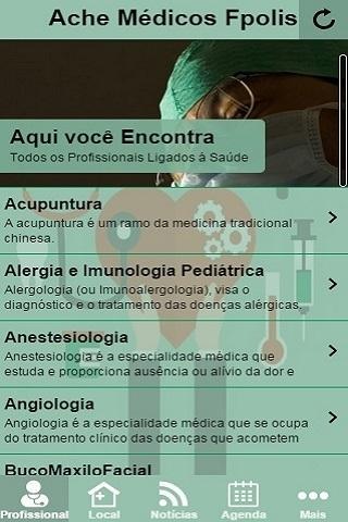 Ache Médicos Florianópolis