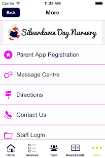 Silverdawn Day Nursery- screenshot thumbnail