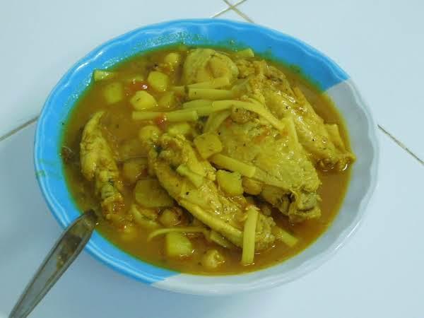Chicken Chorba Recipe