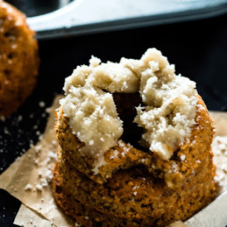 Banana and Coconut Butter Frosting.