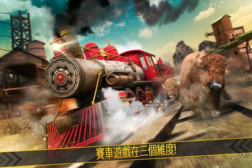 火車 模擬器 . 免費 地鐵 列車 競賽 三維 遊戲