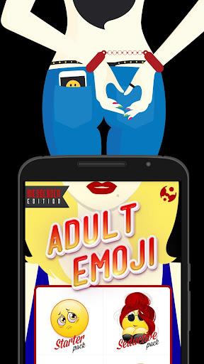Flirty XXX Emoji NSFW Stickers