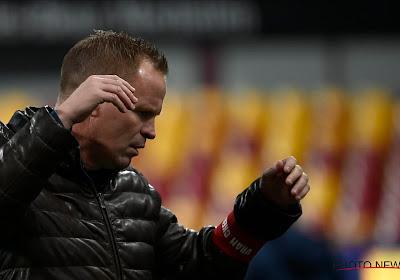 """Geen paniek bij KV Mechelen, wel balen om terugkerend fenomeen: """"Dat is het verhaal van ons seizoen"""""""