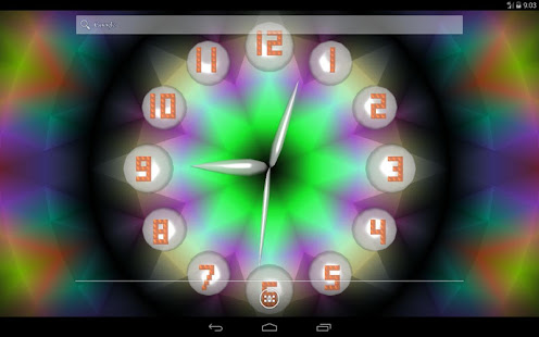 3d Parallax Background Live Wallpaper For Android Os Analog Clock Live Wallpaper Apps On Google Play