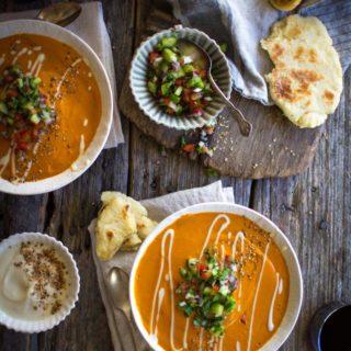 Persian Tomato Soup Recipes