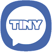 Tiny for Facebook Messenger - Free Calls & Video icon