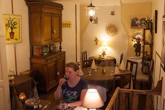 """Photo: Dit zijn alle tafels in """"Le Moulin d'Artigues"""""""