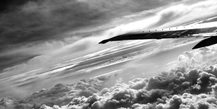 Tra le nuvole, volare... di rosy's