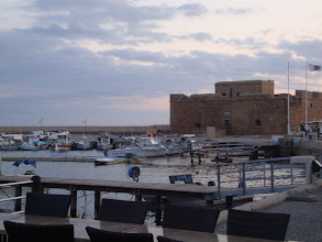 Photo: Throughout the ages it has seen many uses. It has served as a fortress, a prison and even a warehouse for salt during the British occupation of the island. More recently the castle serves as a backdrop to the annual open air Paphos cultural festival which takes place in September