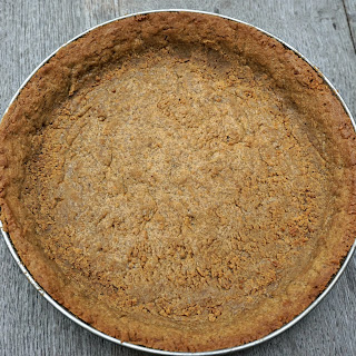 Speculoos Pie Crust