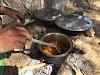 India. Rajasthan Thar Desert Camel Trek. Spicy!