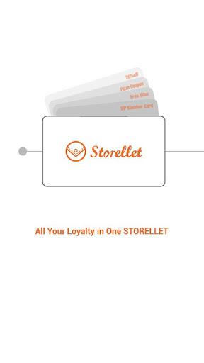 Storellet - Prestige Membership for F&B Brands screenshot