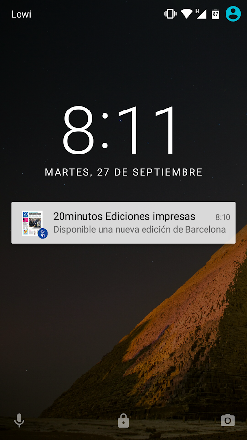 20minutos Ediciones impresas- screenshot