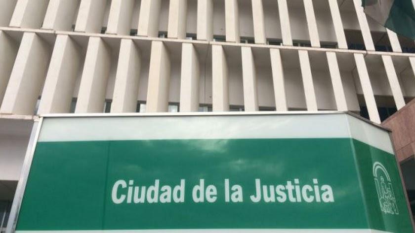 Ciudad de la Justicia en Málaga.