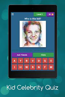 Download Kid Celebrity Quiz For PC Windows and Mac apk screenshot 8