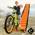 Impossible BMX Bicycle Stunts - Track Racing icon