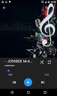 Music Player BIB - аудио плеер BIB (no ads) - náhled
