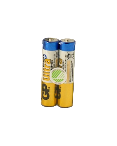 AAA-batteri, GP Ultra Plus Alkaline 24AUP/LR03, 2-pack