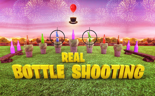 Real Bottle Shooting 1.0.7 screenshots 11