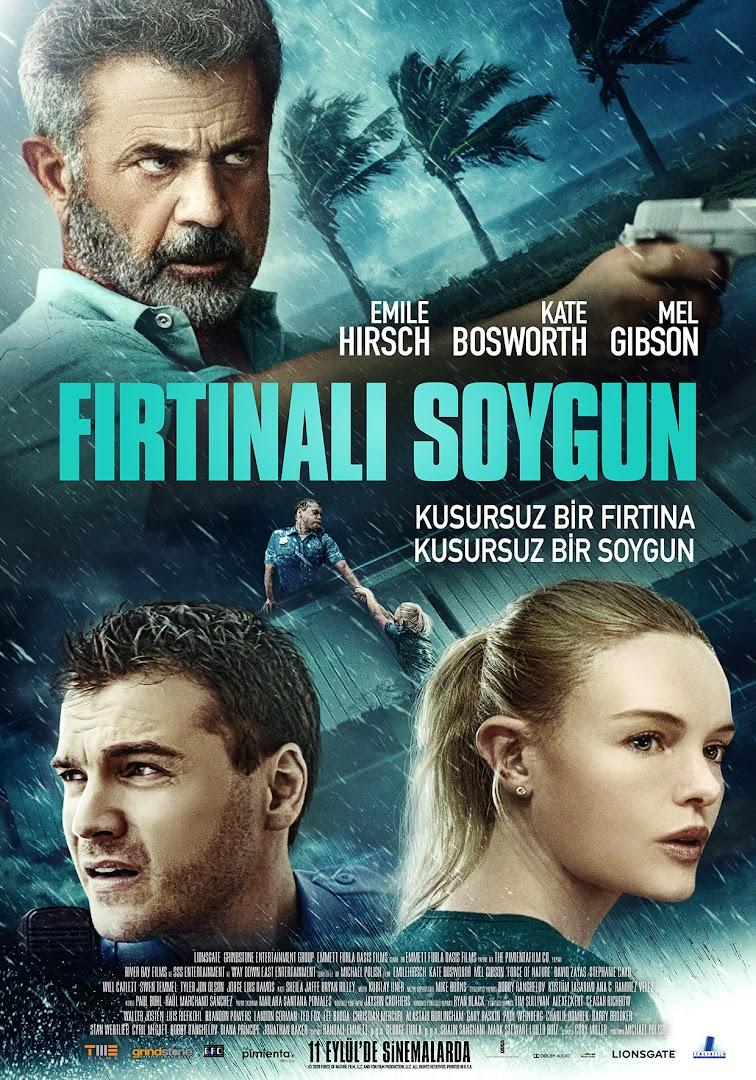 Fırtınalı Soygun - Force of Nature (2020)