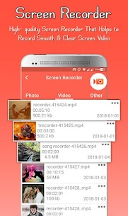 Screen Recorder – Audio,Record,Capture,Edit App Latest Version  Download For Android 2