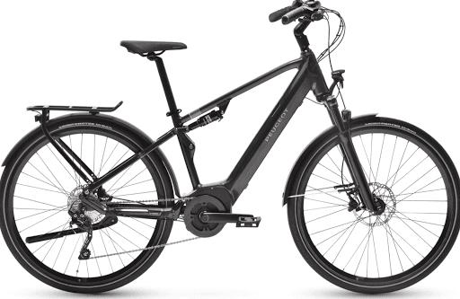 Vélo électrique mixte