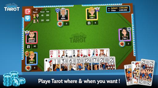 Multiplayer Tarot Game screenshot 1