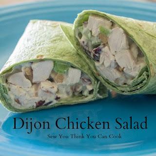 Dijon Chicken Salad