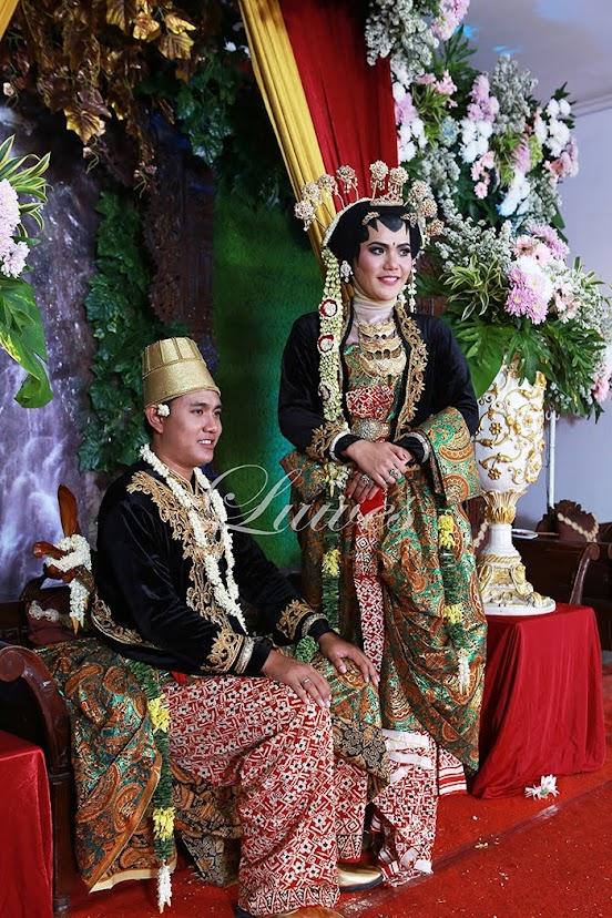 pengantin adat Jawa dodot, paes agengn jogja