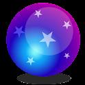 Mystical Crystal Magic Ball icon