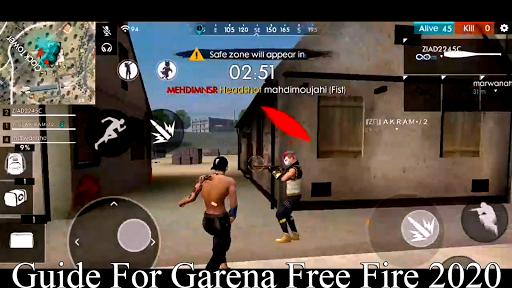 Guide For Garena Free Fire 2020 screenshot 5