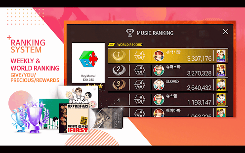 SuperStar SMTOWN- screenshot thumbnail