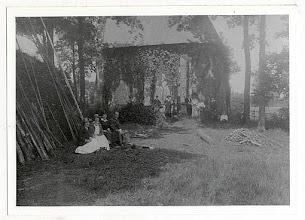 Photo: 1915 Gageldonk (Princenhage), kapelleke