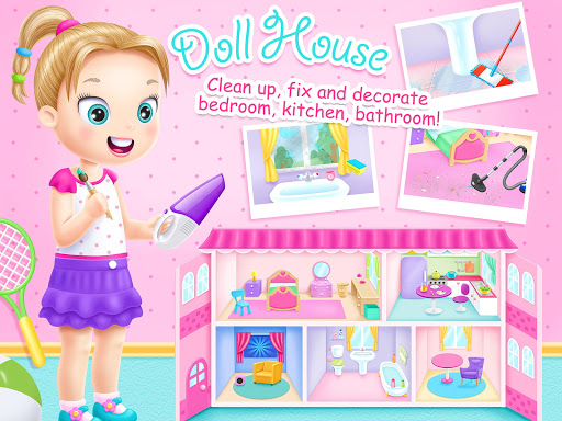 Doll House Cleanup