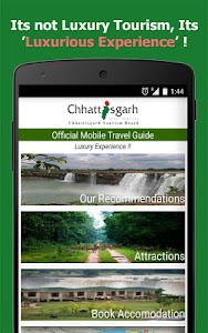 Chhattisgarh Tourism screenshot 1