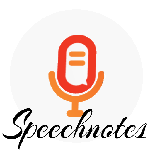 Speechnotes -Dictation Notepad