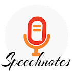 Speechnotes - Retranscription icon
