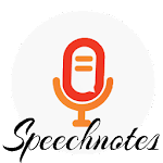 Speechnotes - Speech To Text Icon