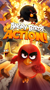 Angry Birds Action! screenshot 11
