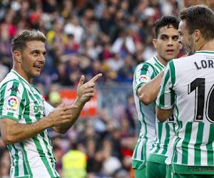Liga : l'Atlético cale encore,la Real Sociedad enchaîne, le Betis se hisse en tête du classement