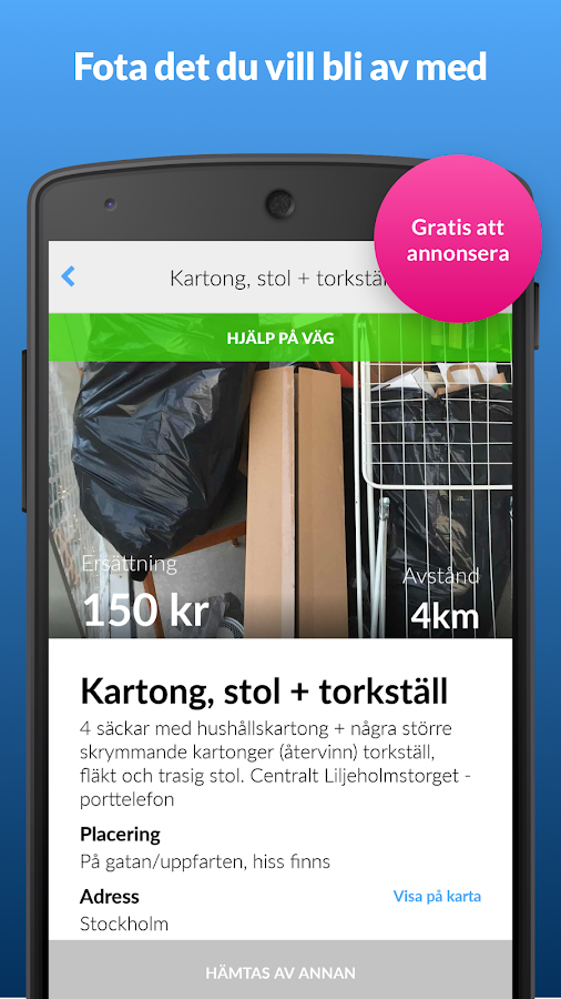Tiptapp- screenshot