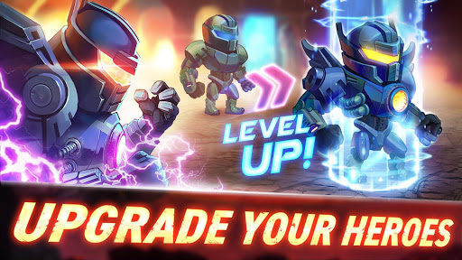 Battle Arena: RPG & Epic Battles. Heroes Adventure 4.1.5200 screenshots 1