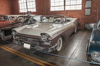 Photo: '57 Ford Fairlane Retractable Hardtop