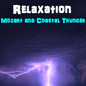 Relax to Mozart Ocean Thunder