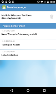 PraxisApp - Mein Neurologe- screenshot thumbnail