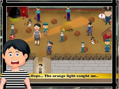 Criminal Cage : Crime Scene screenshot 1