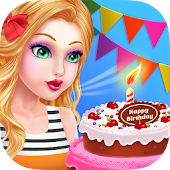 Birthday Party Beauty Salon+